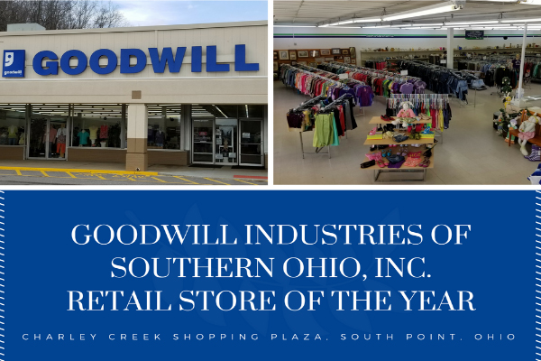 Goodwill industries southern ohio for Is goodwill a non profit organization